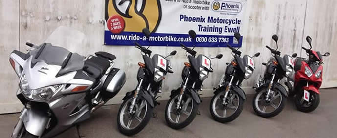 Phoenix Motorcycle Training centre Ewell