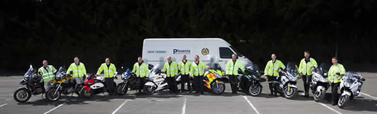 Phoenix Motorcycle Training Ltd